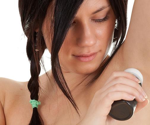 tips for stopping body odor